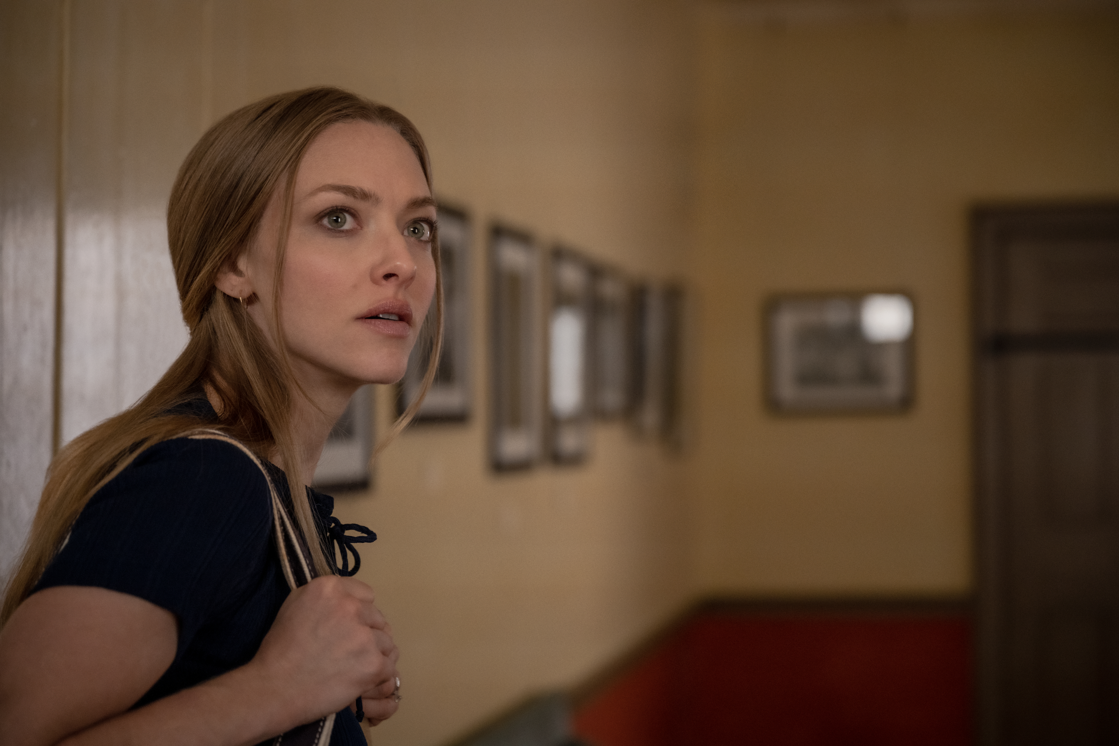 In 'Things Heard & Seen,' Catherine (Amanda Seyfried) discovers the history of her haunted home