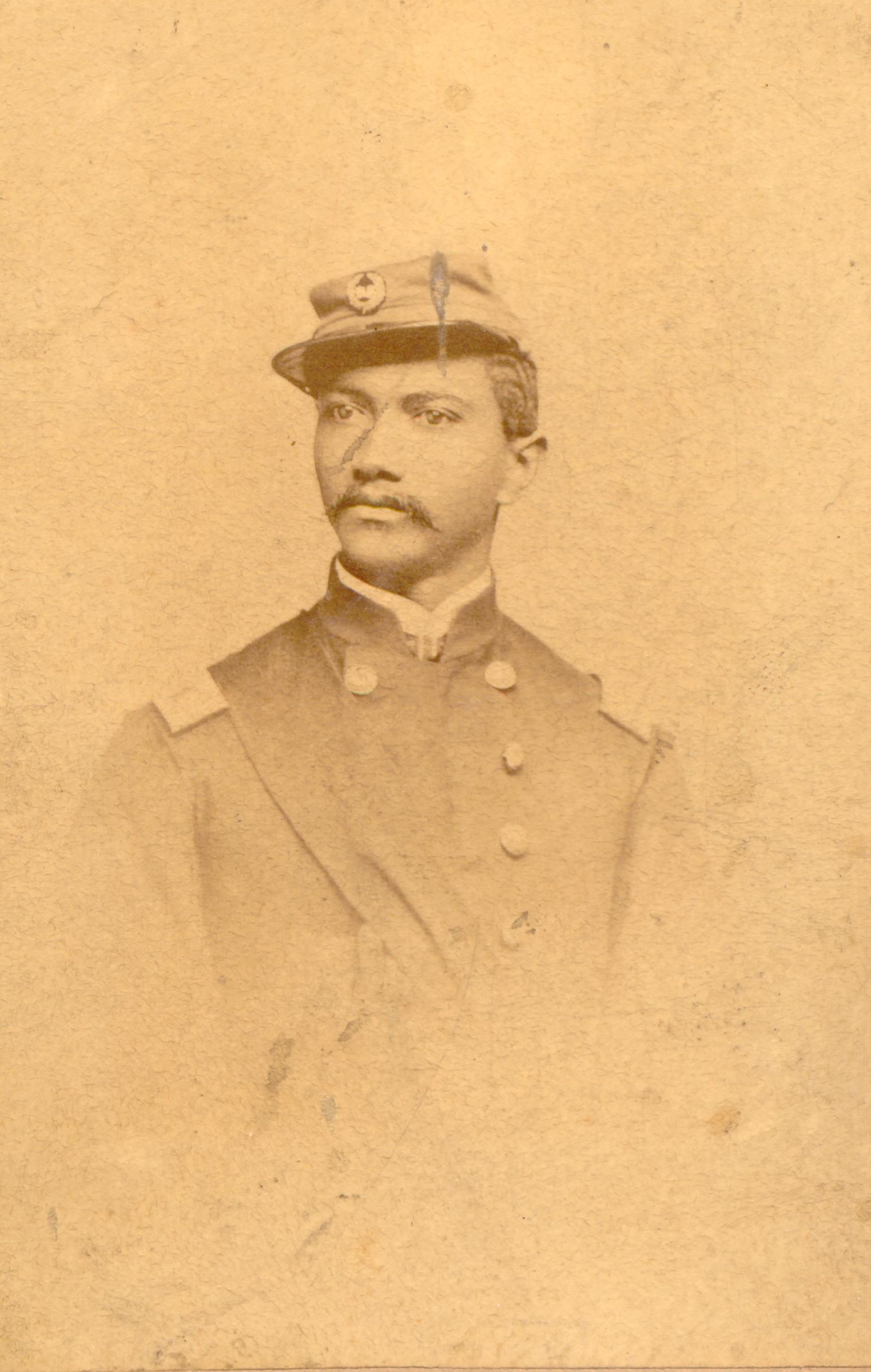 Portrait of Alexander T. Augusta.