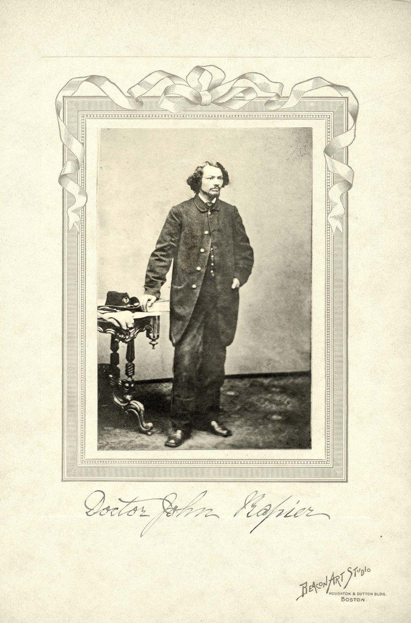 Portrait of John H. Rapier, Jr., c. 1864.