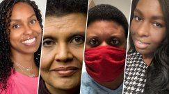 Black Women Fight For Recognition as Long COVID Patients