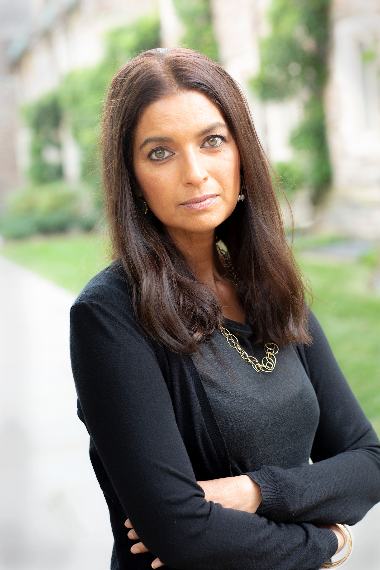 Author Jhumpa Lahiri began writing  Whereabouts  in 2015 while she was living in Rome.