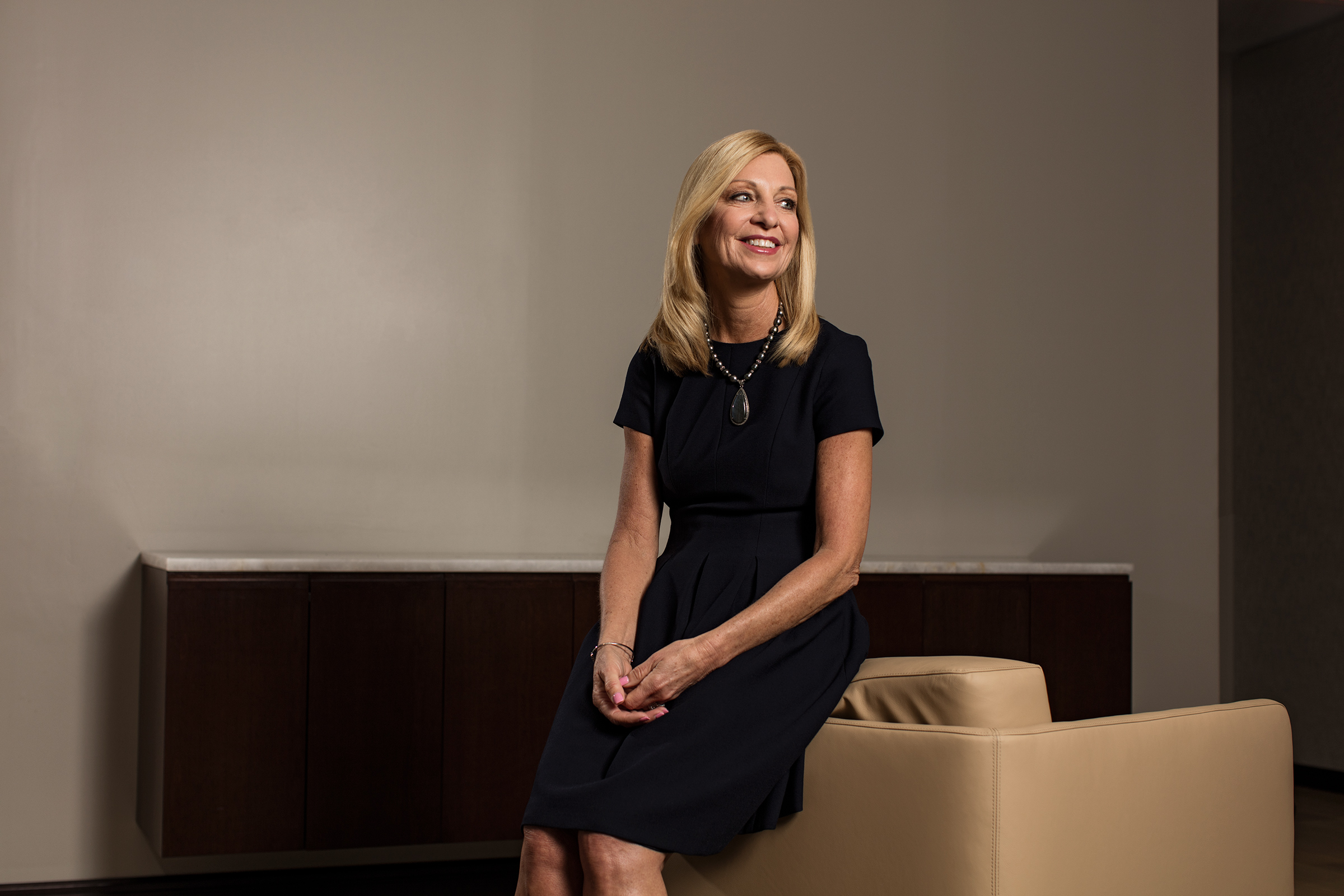 CVS CEO Karen Lynch in 2019.