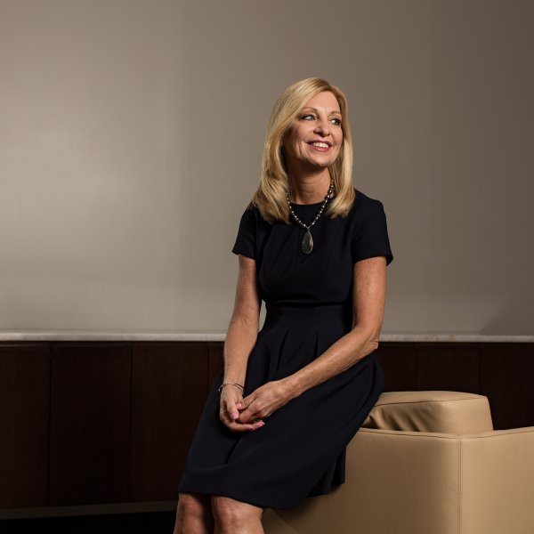 CVS CEO Karen Lynch in 2019.