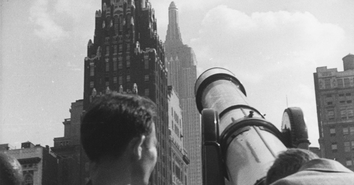 The Empire State Building's History Offers Hope for Today