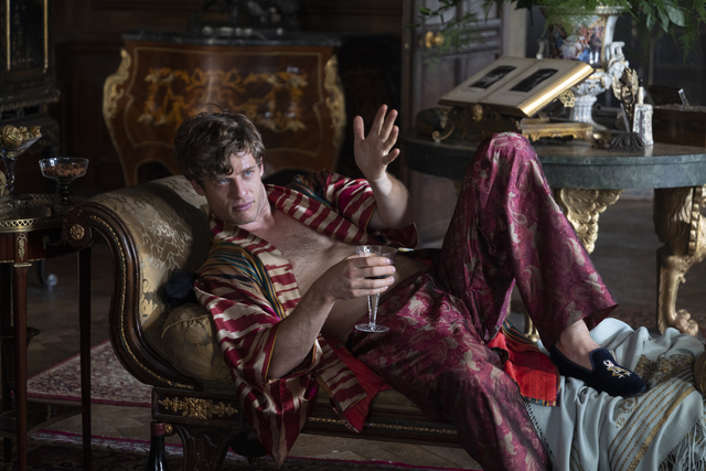James Norton in 'The Nevers'