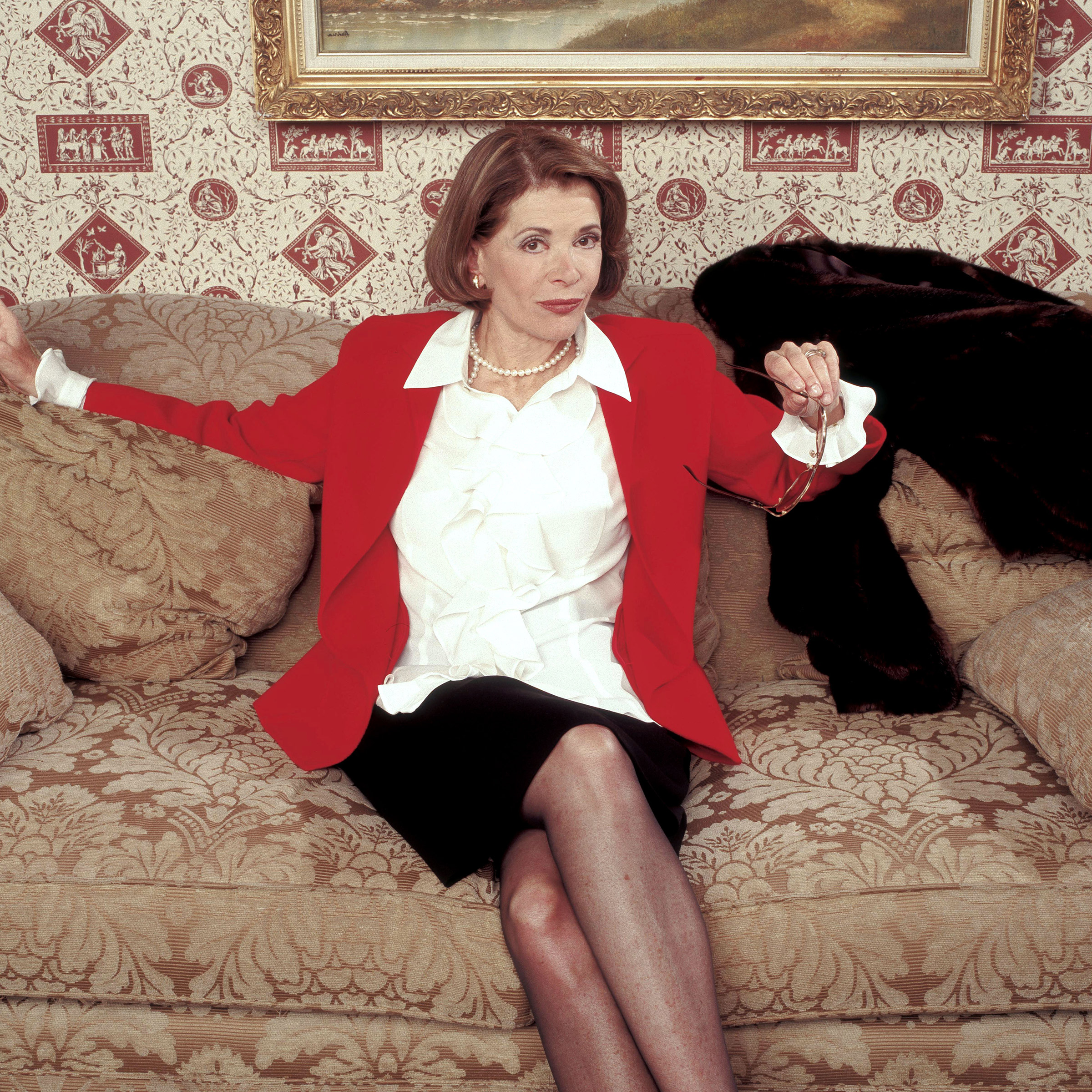 Jessica Walter, photographed as Lucille Bluth in 2003