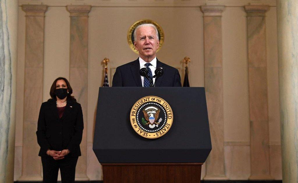 'A Giant Step Forward.' Joe Biden Pledges Police Reform After Derek Chauvin's Guilty Verdict