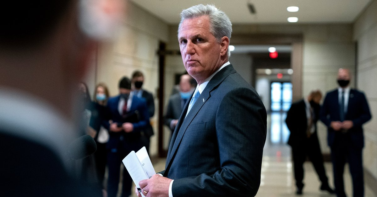 "Kevin McCarthy's Gamble on a ""Big Tent"" GOP"