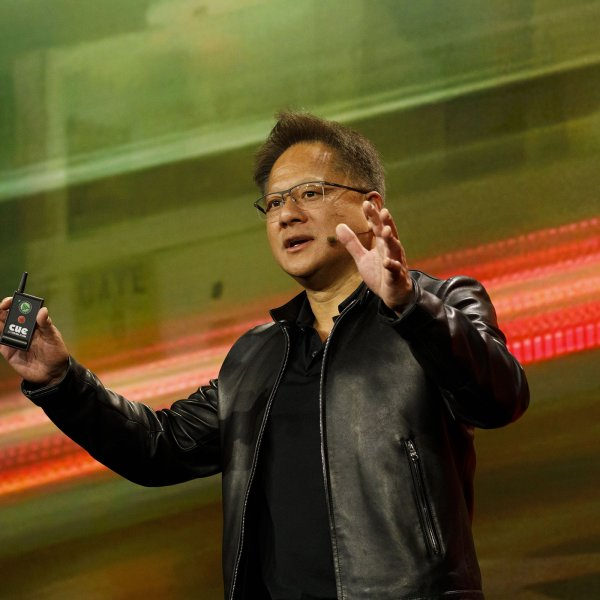Jensen Huang is co-founder, President and CEO of Nvidia