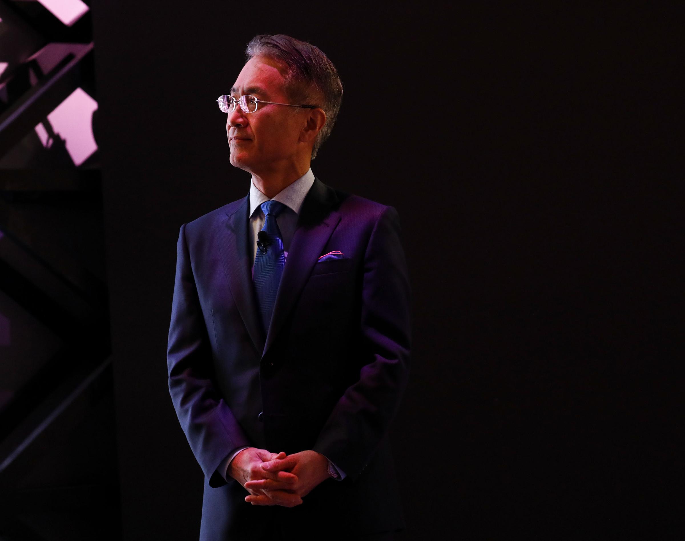 Kenichiro Yoshida is CEO of Sony Group