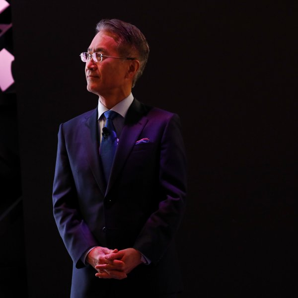 Kenichiro Yoshida is CEO of Sony Group