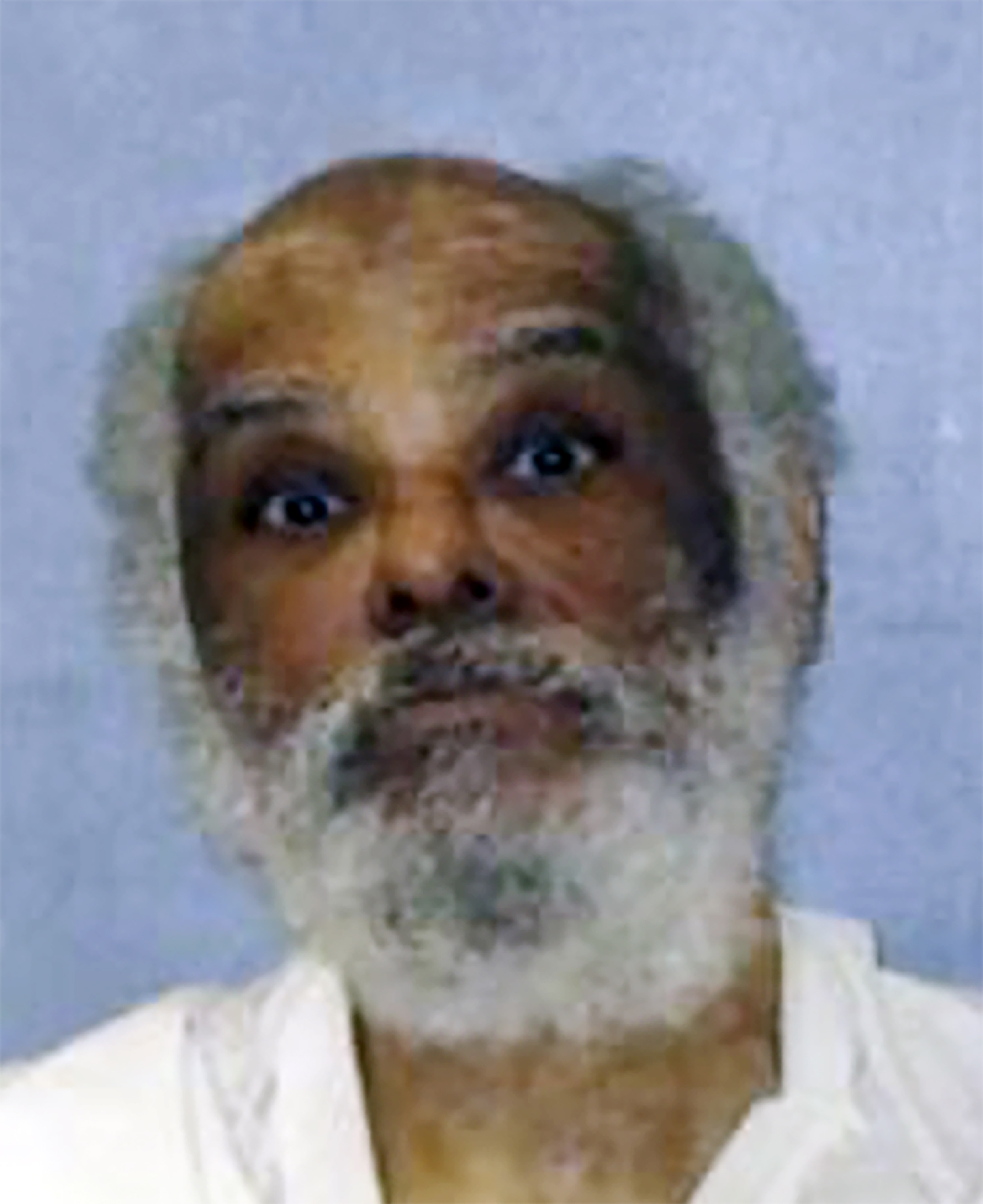 This photo provided by the Texas Department of Criminal Justice shows Raymond Riles.