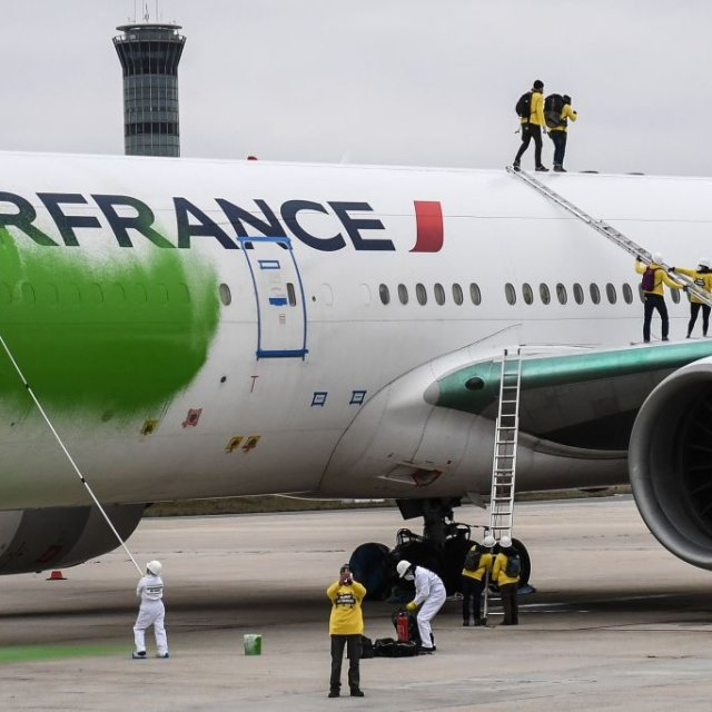 Can Airlines Preserve Emission Reductions as Travel Rebounds?
