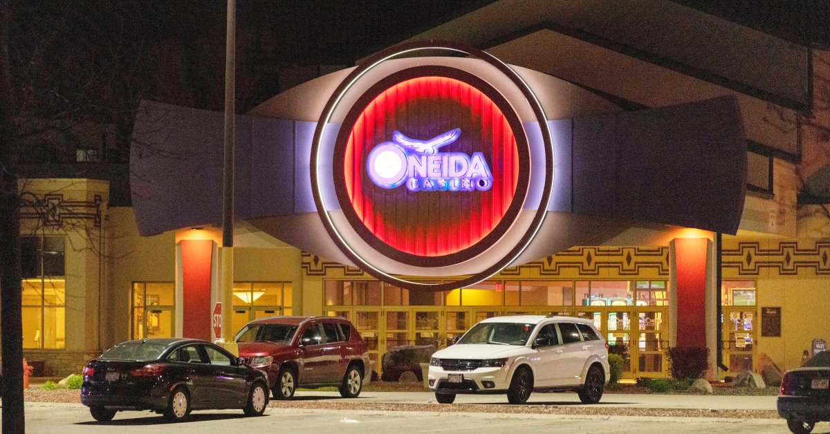 Police Fatally Shoot Gunman Who Killed 2 at Wisconsin Casino