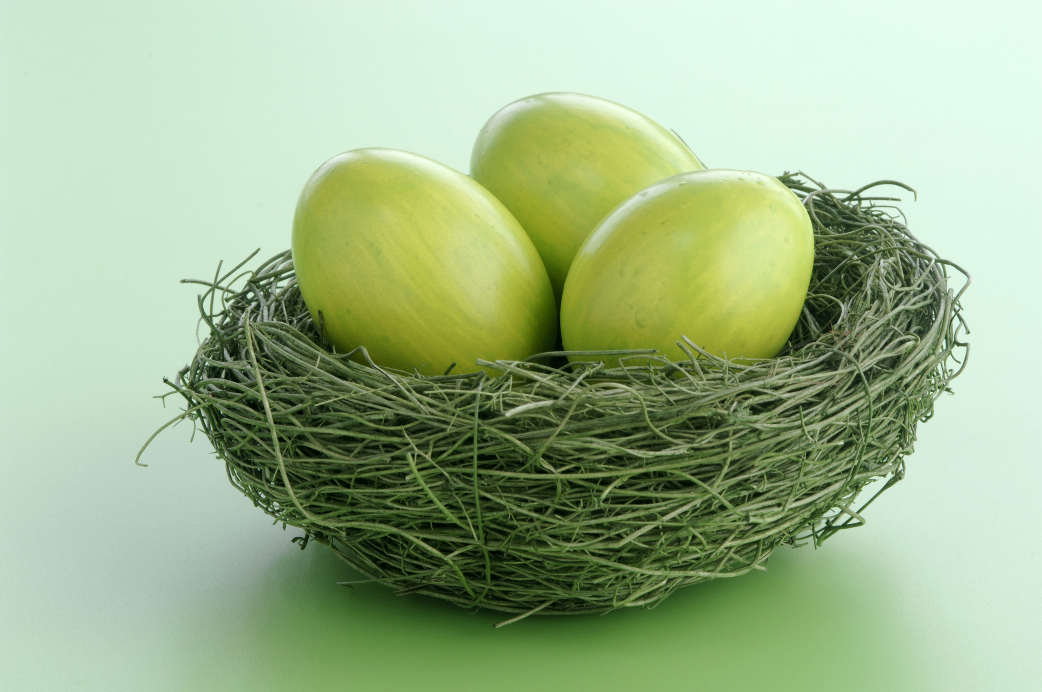 How can you make sure your retirement nest egg is green? Not easily
