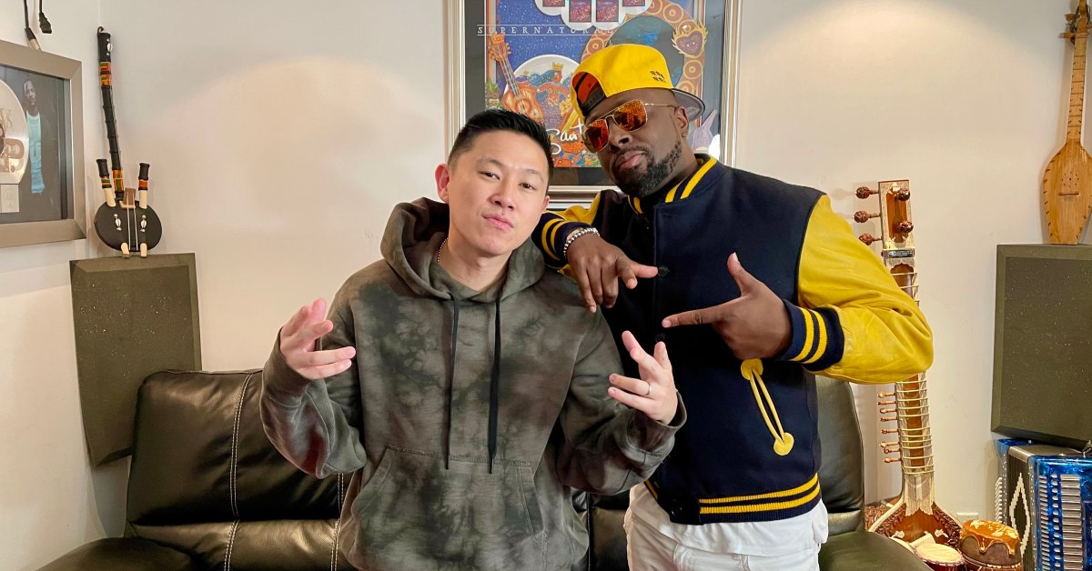 'Stop the Hatred' by MC Jin and Wyclef Jean Aims to Send a Message of Black-Asian Solidarity
