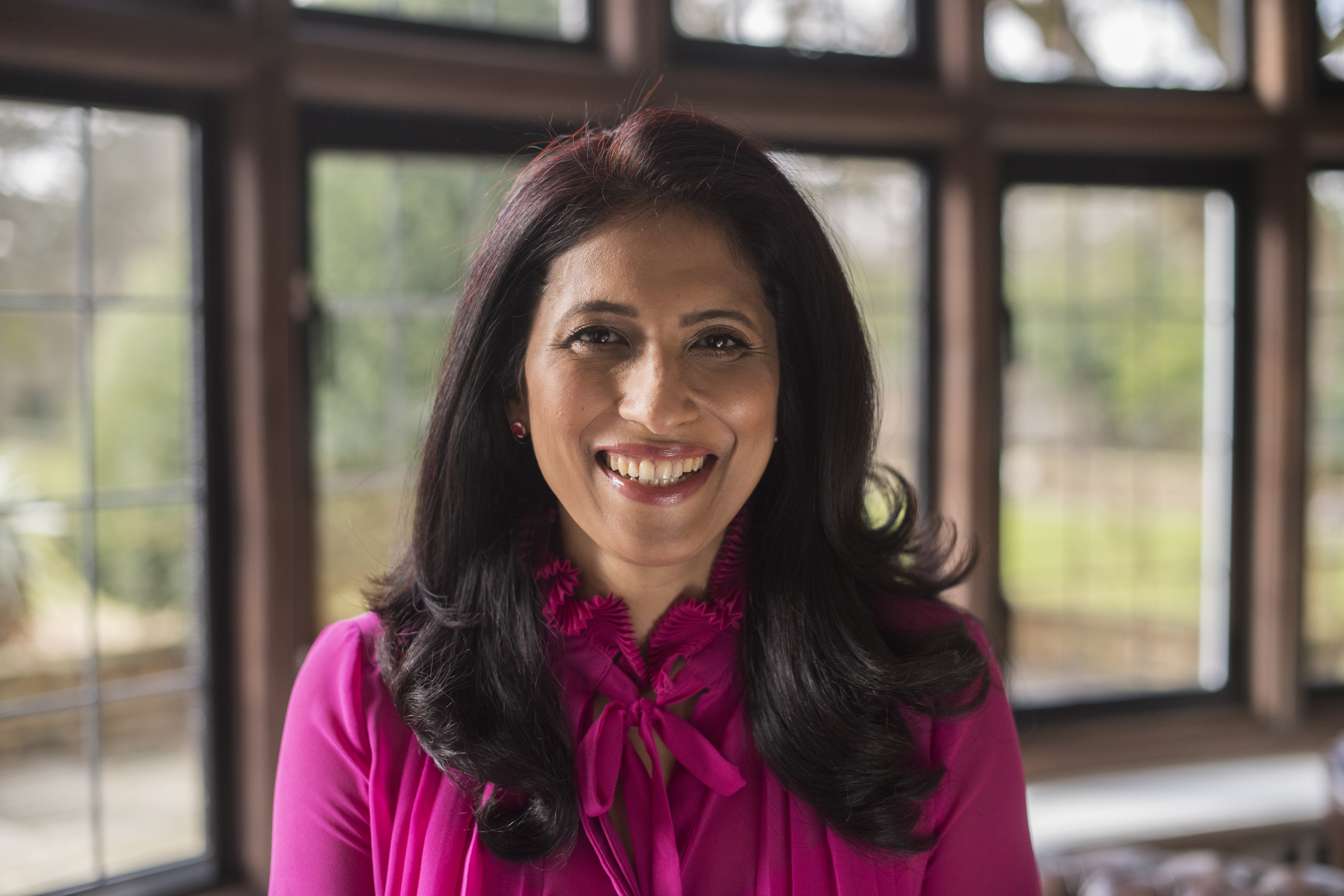 Leena Nair, Unilever's Chief Human Resources Officer
