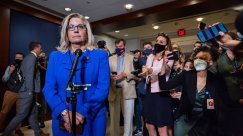 The Mob Comes for Liz Cheney