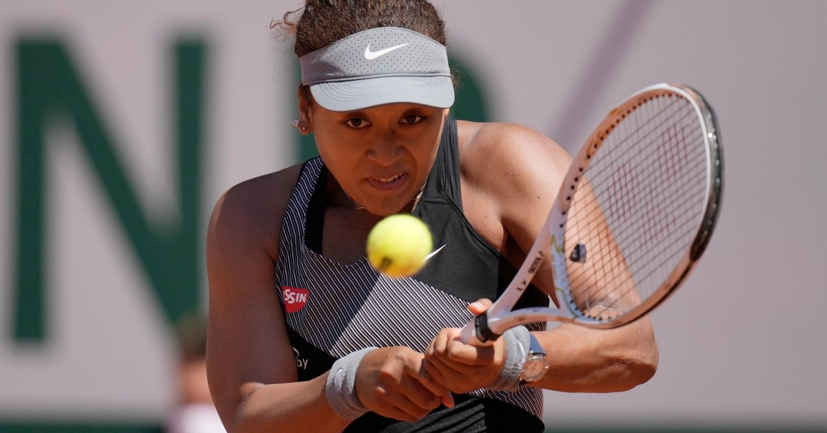 Naomi Osaka Fined K for Not Speaking at French Open