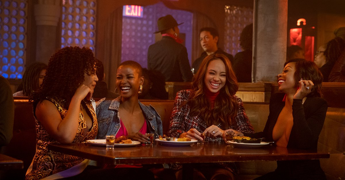 Glossy Starz Comedy Run the World Is Living Single for 30-Somethings