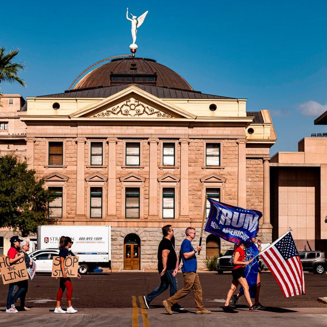 Arizona Enacts Mail Voting Restrictions