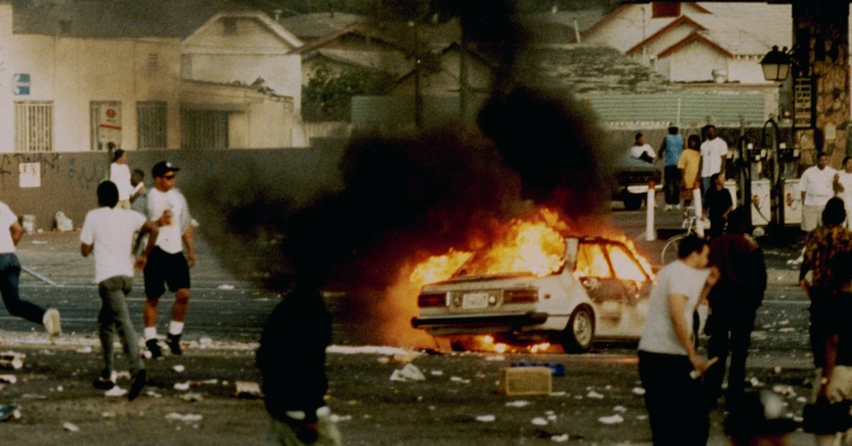 time.com: Los Angeles Had a Chance to Build a Better City After the Rodney King Violence in 1992. Here's Why It Failed