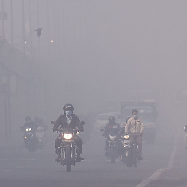 Fossil Fuels, Climate Change and India's COVID-19 Crisis