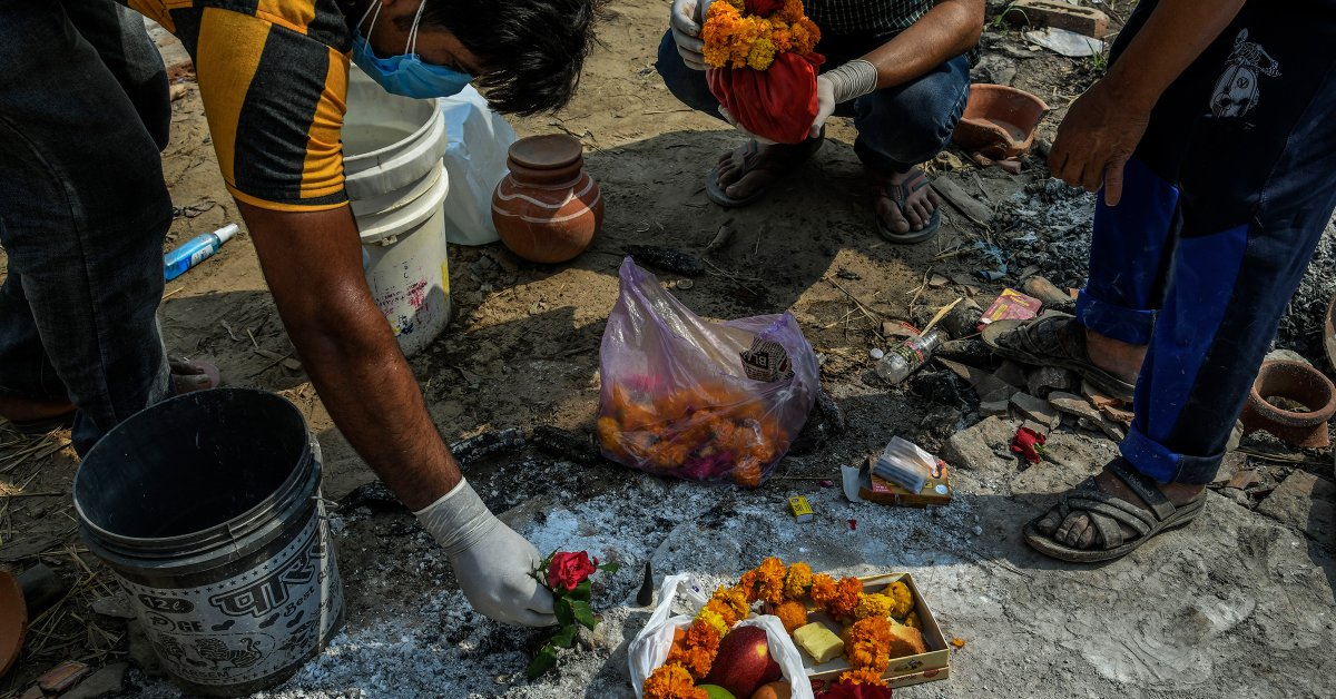 India's COVID-19 Disaster May Be Turning Into an Even Bigger Global Crisis