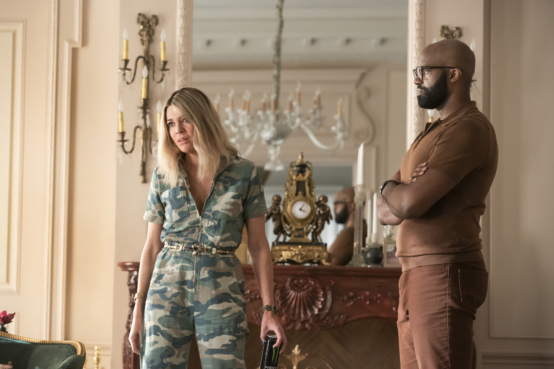 Kaitlin Olson and Carl Clemons Hopkins round out a talented cast