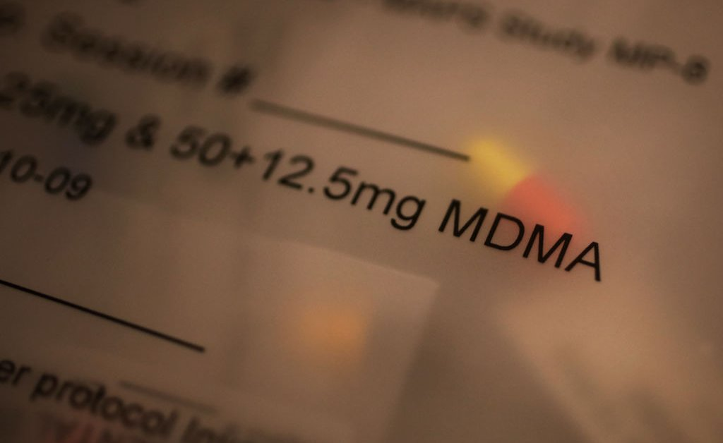 A New Study Points to MDMA as a Powerful Treatment for PTSD