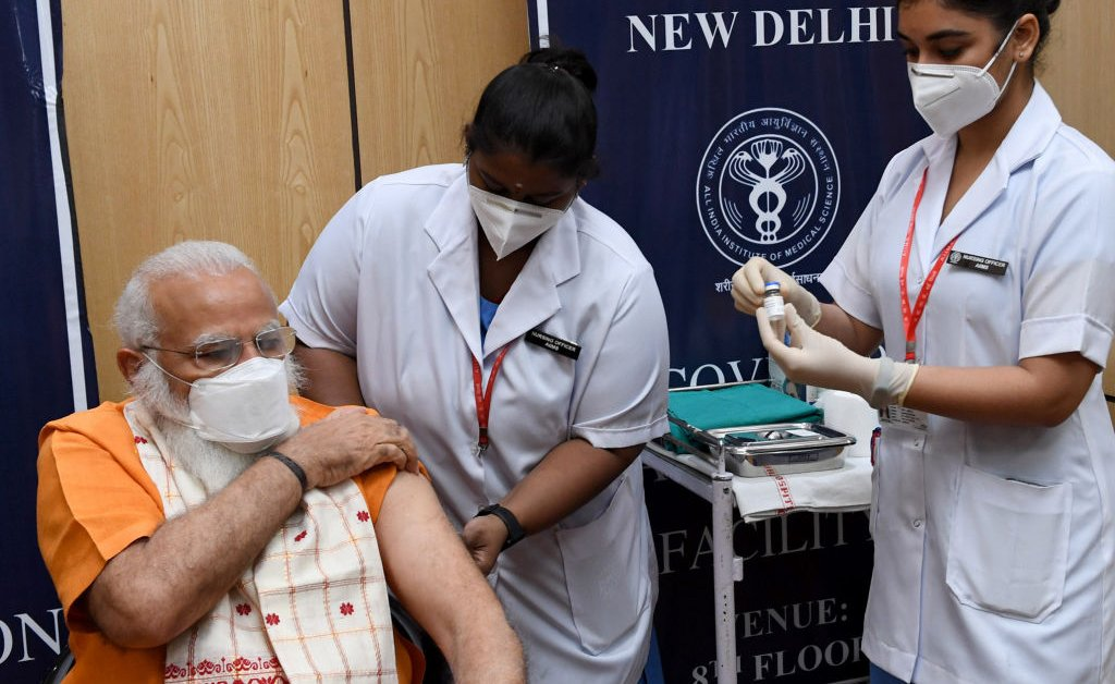 Modi Never Bought Enough COVID-19 Vaccines for India. Now the Whole World Is Paying