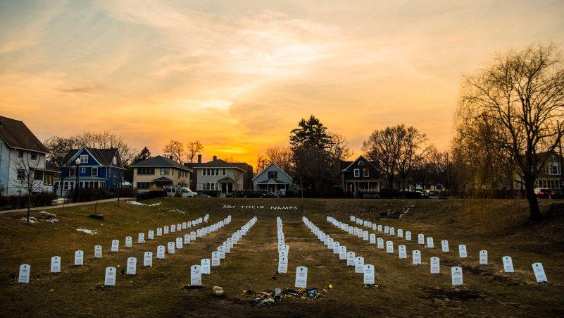 Police Killings Didn't Decline After George Floyd's Murder