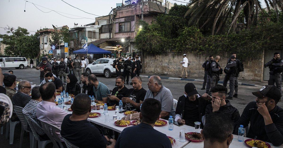 Bagaimana Pemberontakan Palestina Melawan Pengusiran Paksa Israel Dengan Cepat Menuju 'Perang Skala Penuh'