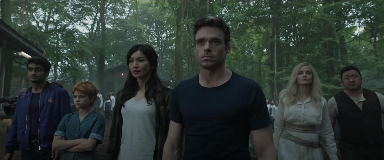Trailer for Marvel's The Eternals