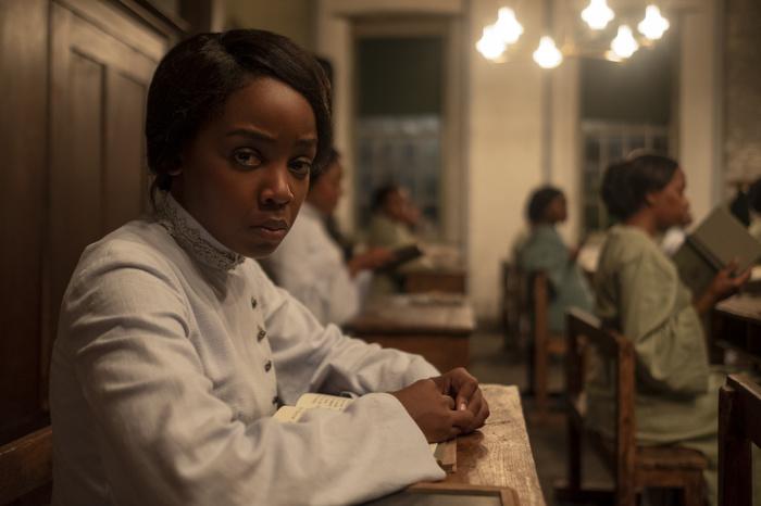 Thuso Mbedu in 'The Underground Railroad'