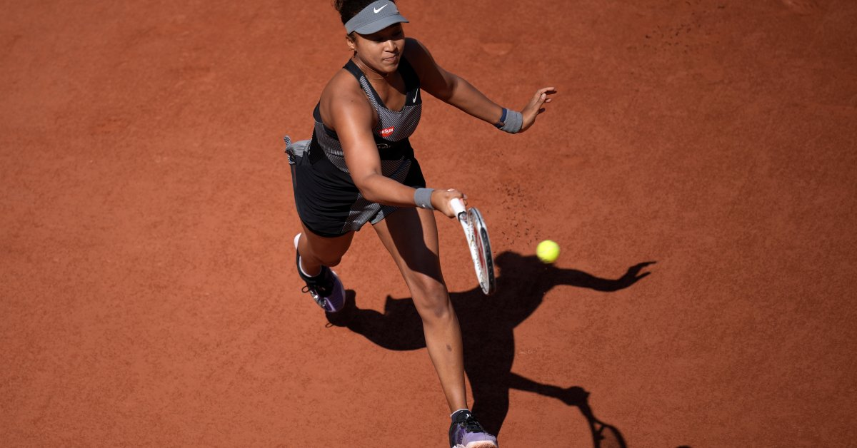 Four-Time Tennis Grand Slam Champion Naomi Osaka Has Quit the French Open, Citing Anxiety