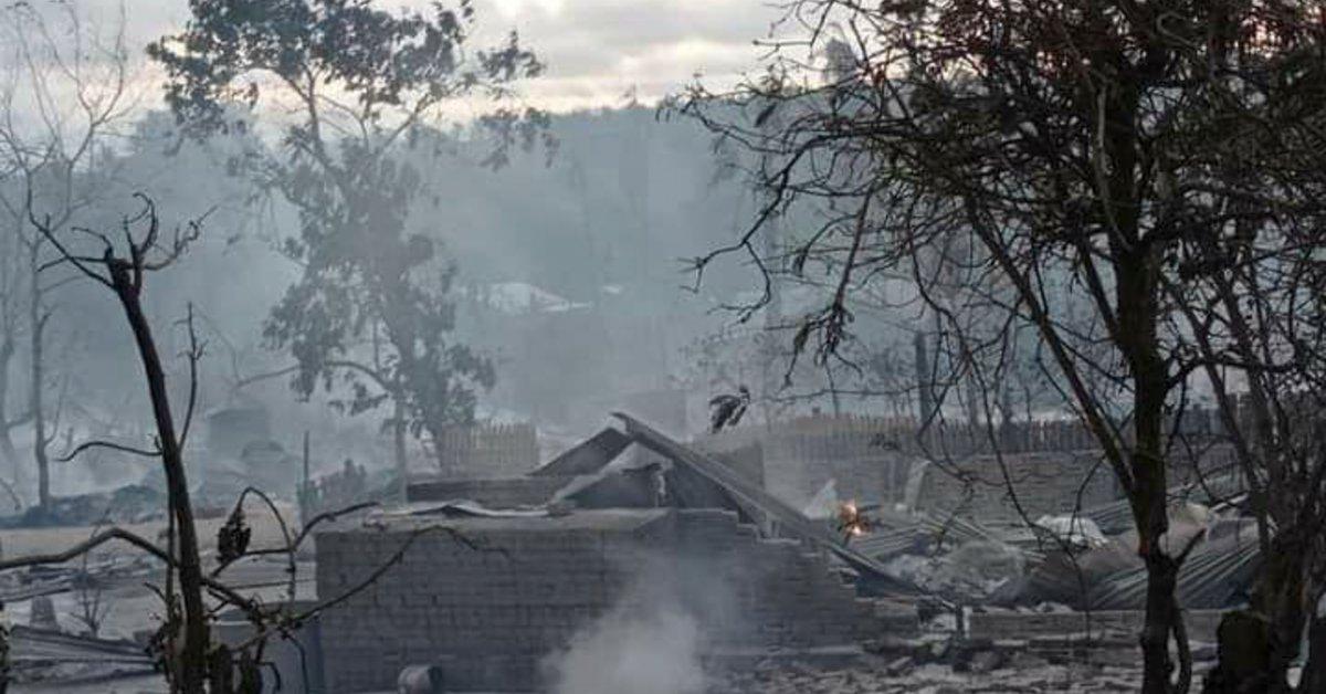 PBB Suarakan Kewaspadaan Atas Meningkatnya Penyalahgunaan Warga Sipil dalam Konflik Myanmar
