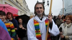 The Priest Leading Poland's Fight for LGBTQ Rights