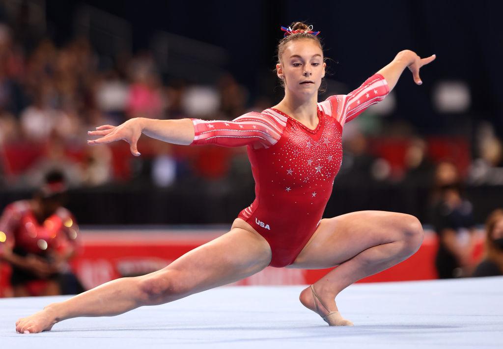 Meet the Tokyo Olympics Team USA Women's Gymnastics Team ...