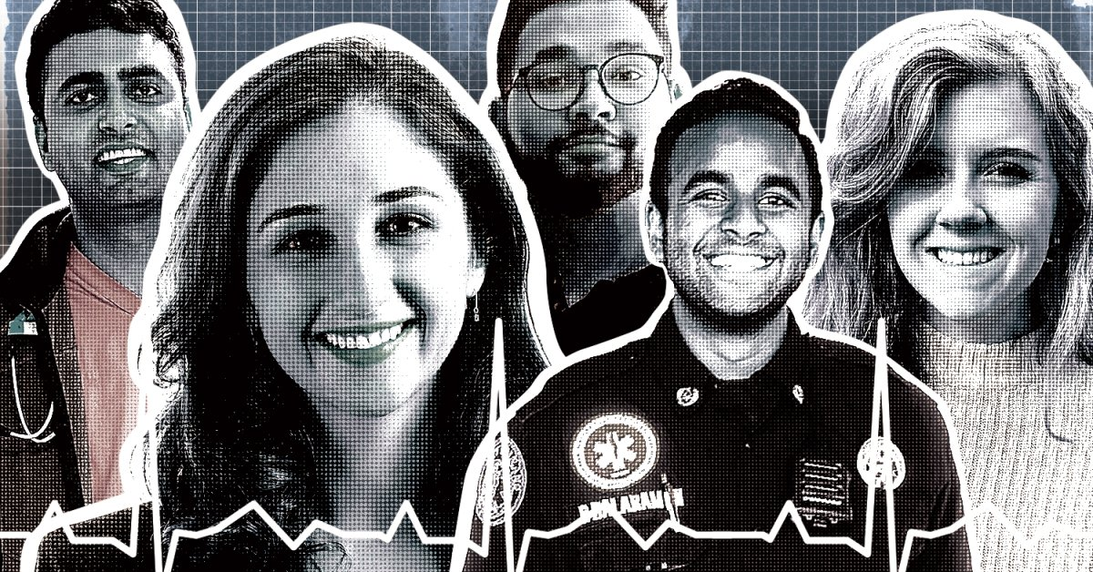 Meet the Young People Shaping Health Care's Post-Pandemic Future