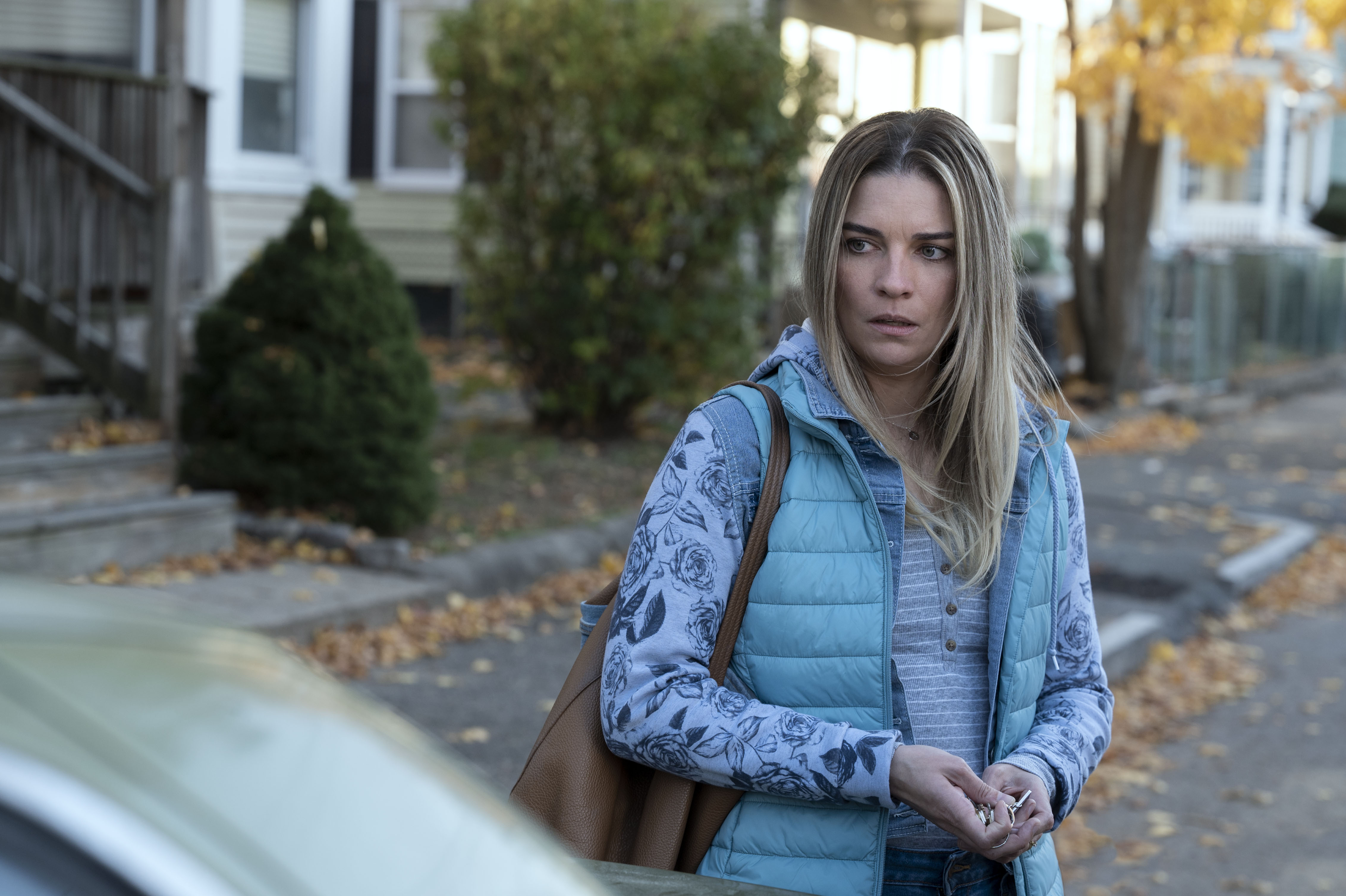 Annie Murphy as Allison in 'Kevin Can F**K Himself'