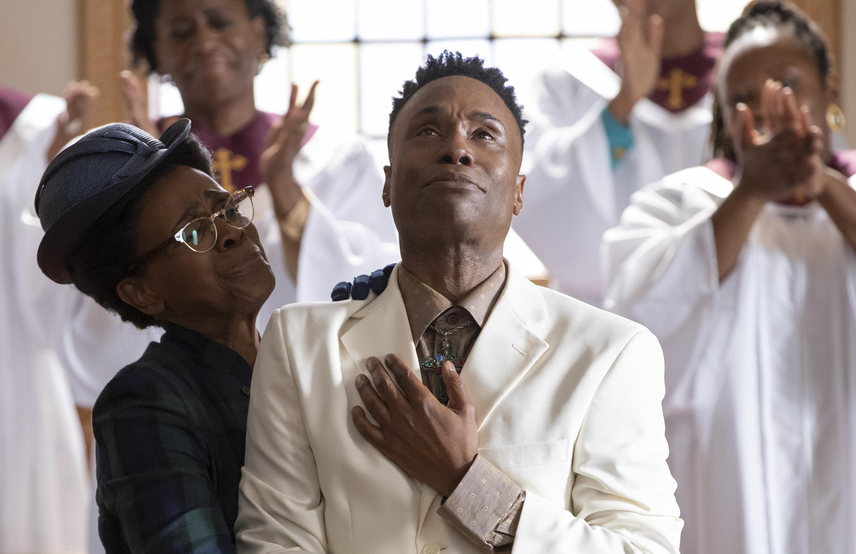 L-R: Janet Hubert as Latrice, Billy Porter as Pray Tell in 'Pose'