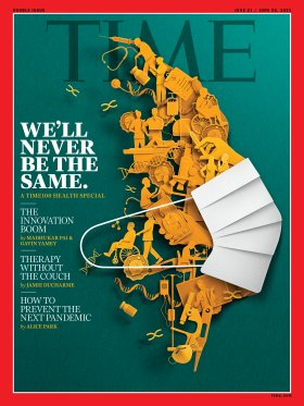 TIME 100 Health Special Cover