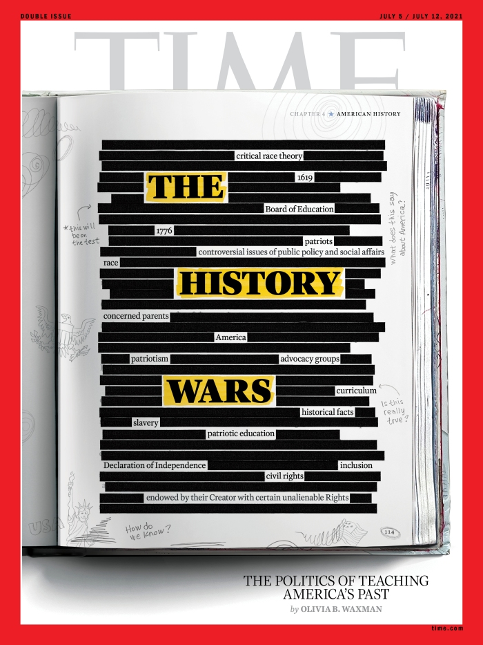 The History Wars Time Magazine Cover