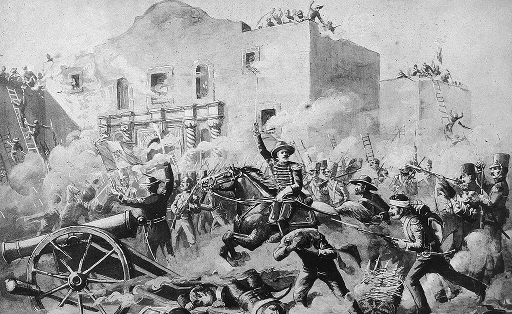 It's Time to Correct the Alamo Story
