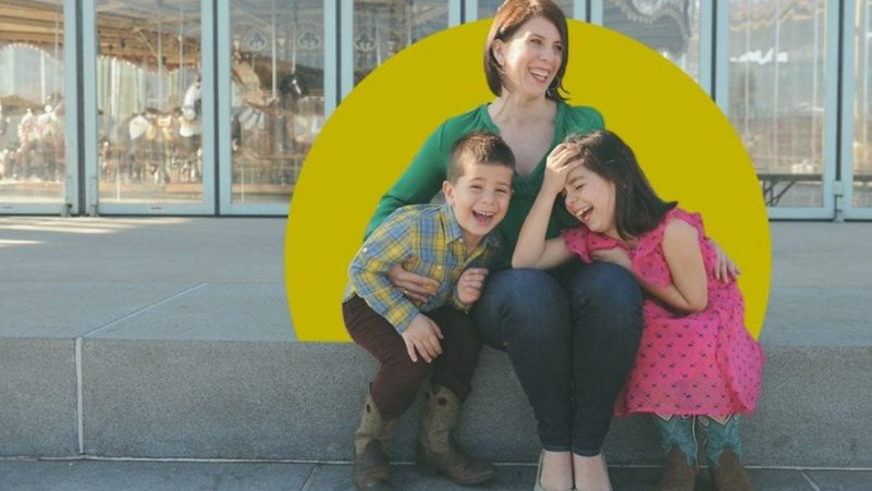 This Mom Is Working to Help Divorced Women Achieve Financial Independence