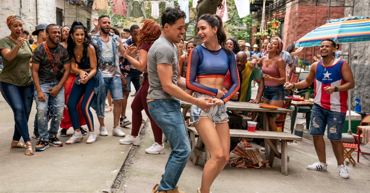 In the Heights Is a Love Letter to a New York City Neighborhood, Led by a Charismatic Star