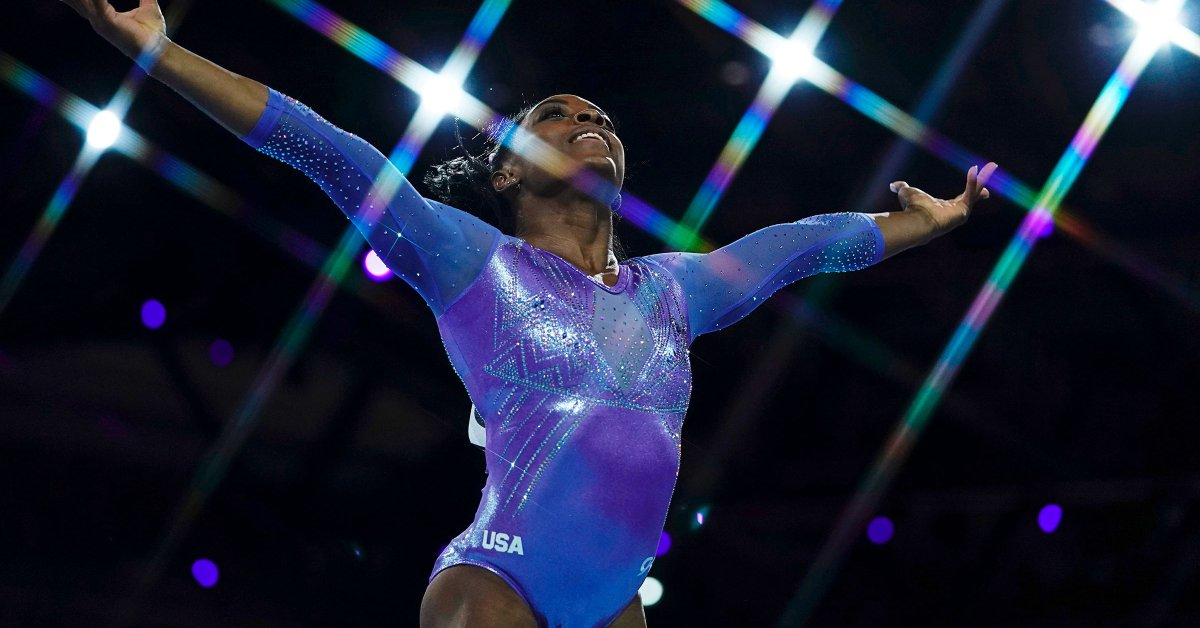 Simone Biles Is Already the Best Gymnast Ever. She'll Be Even Better for Tokyo