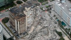 Nearly 100 Missing After Fla. Condo Collapse