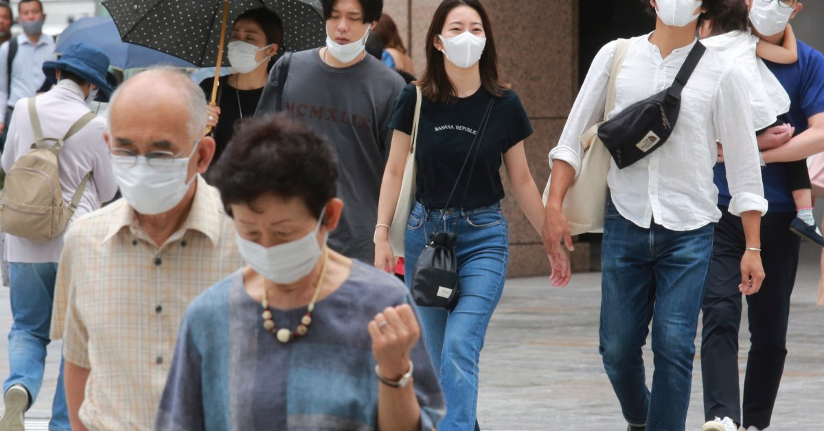 Days After the Olympics Begin, Tokyo Logs Record Coronavirus Cases